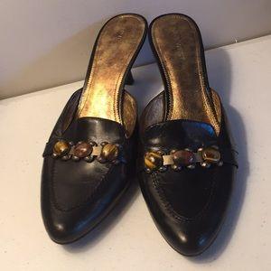 Nine West slides shoes
